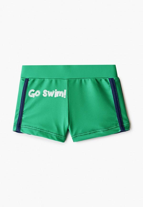 плавки chicco для мальчика, зеленые