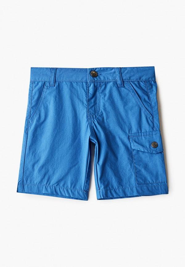 шорты chicco для мальчика, синие
