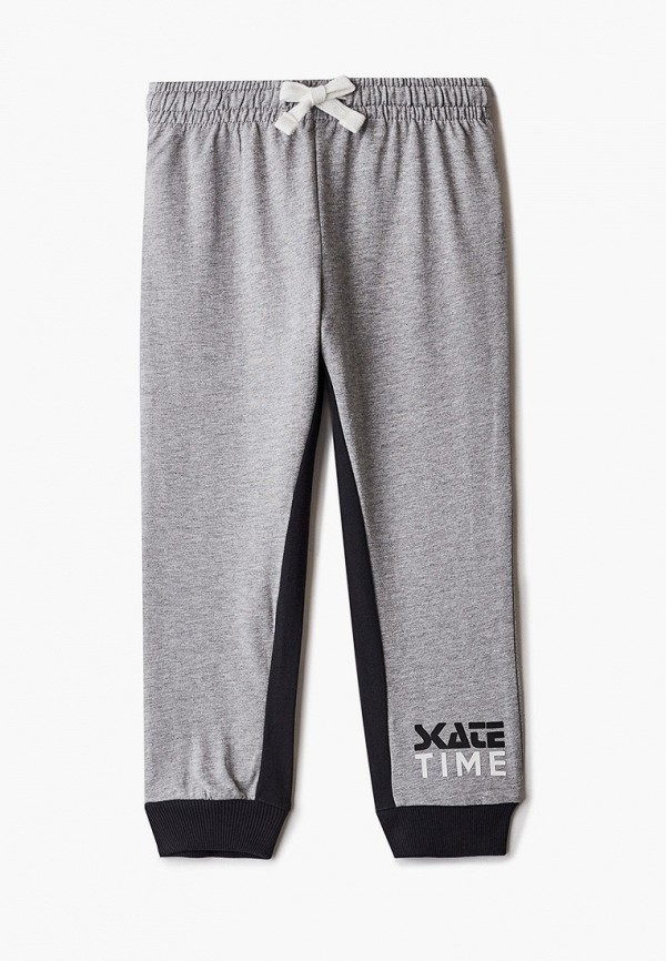 спортивные брюки chicco для мальчика, серые