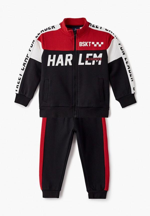 спортивный костюм chicco для мальчика, черный