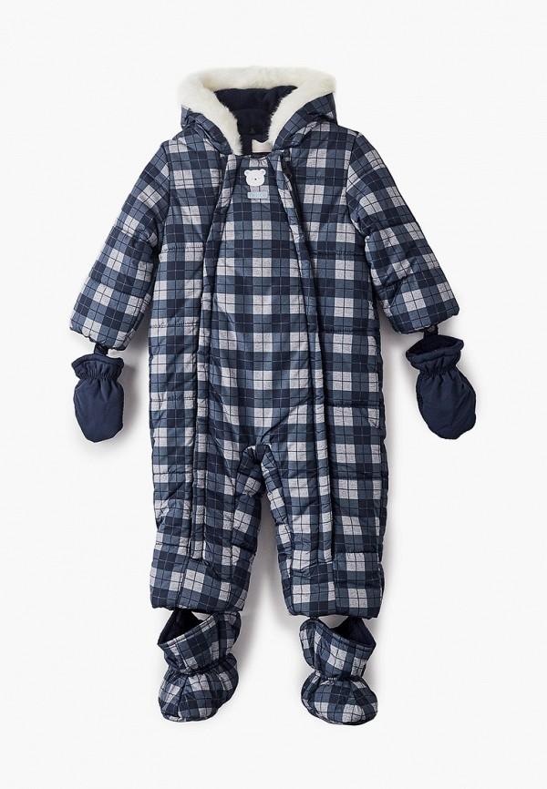 комбинезоны и костюмы chicco для мальчика, синие