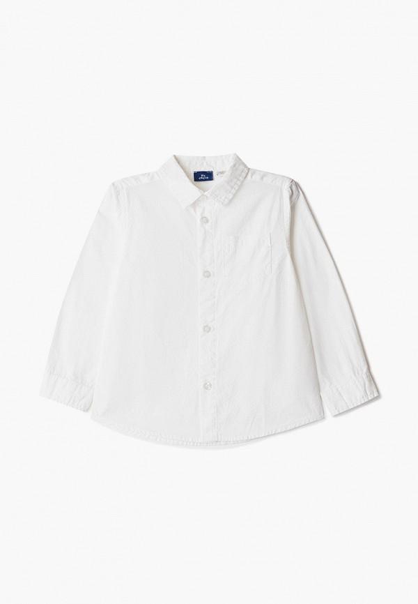 рубашка chicco для мальчика, белая
