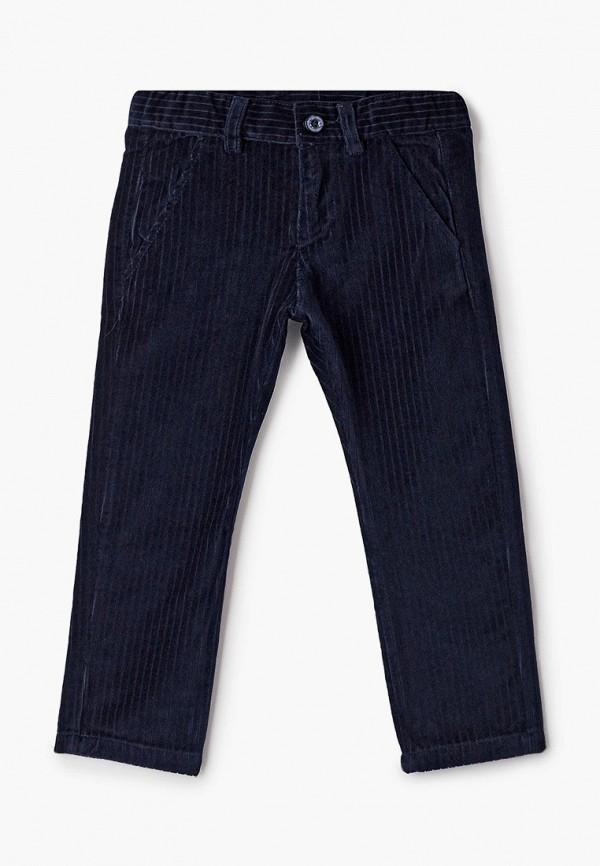 брюки chicco для мальчика, синие