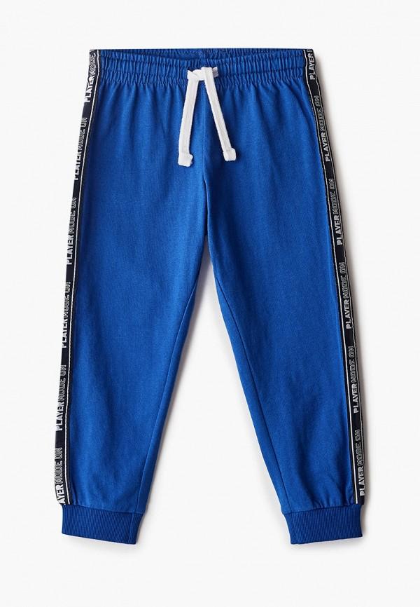 спортивные брюки chicco для мальчика, синие