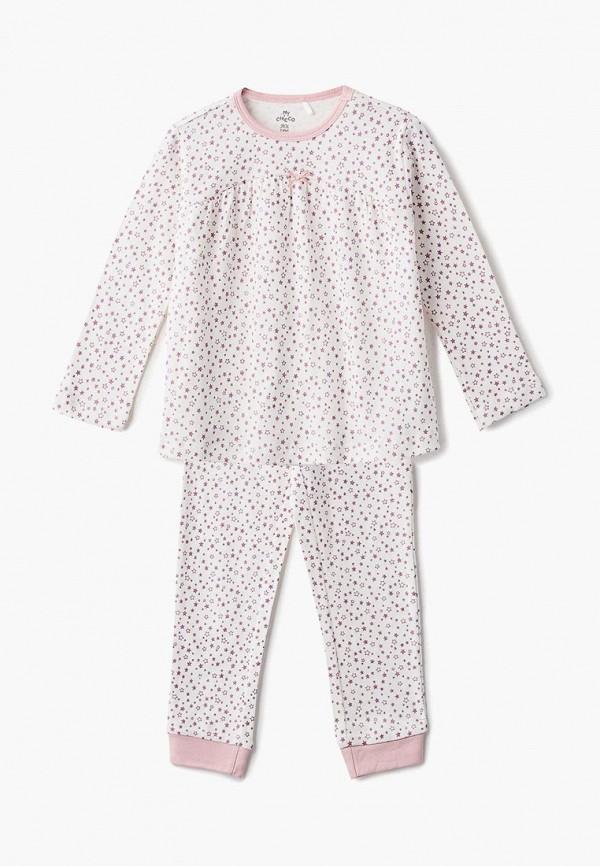 Купить Пижама Chicco, CH001EGCRUK9, белый, Осень-зима 2018/2019