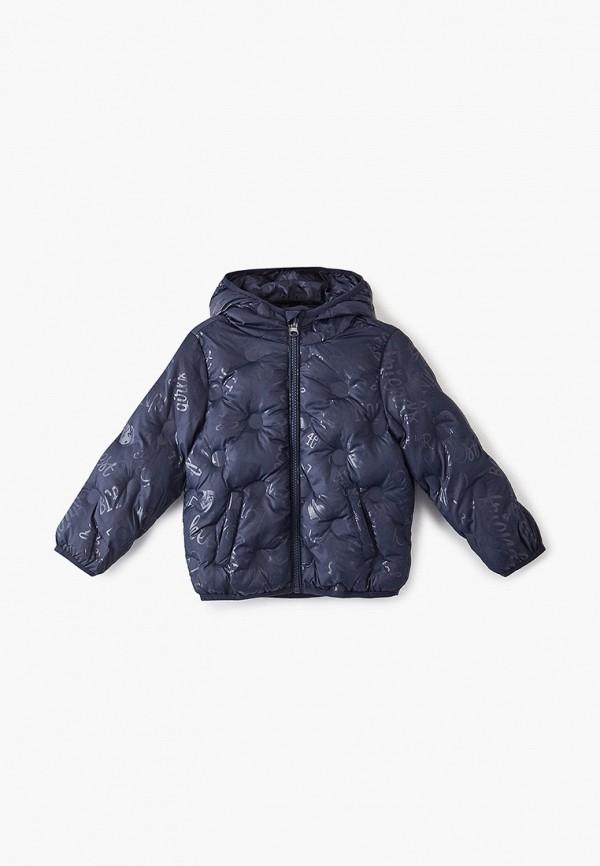 Куртка утепленная Chicco Chicco CH001EGFSJR2 куртка джинсовая chicco chicco ch001egatbv7