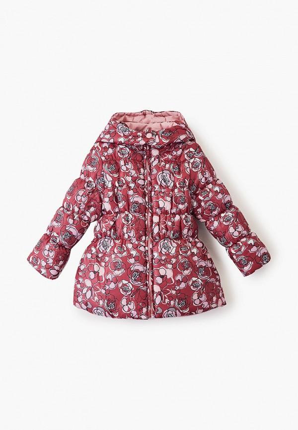 куртка chicco для девочки, розовая