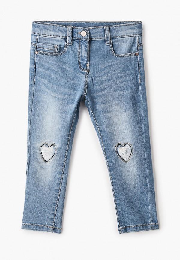 джинсы chicco для девочки, голубые