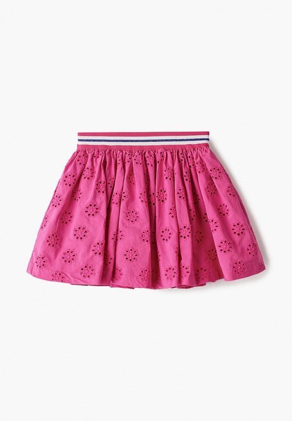 юбка chicco для девочки, розовая