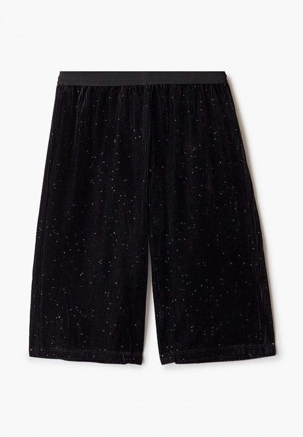 брюки chicco для девочки, черные