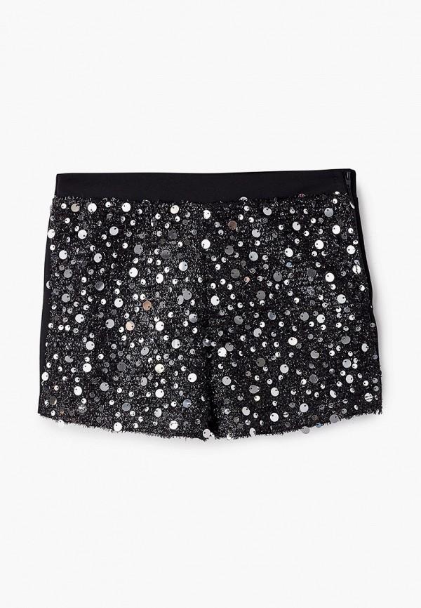 шорты chicco для девочки, черные