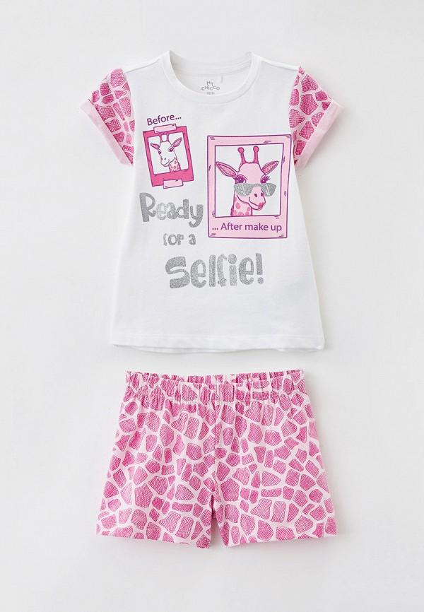Пижама для девочки Chicco 9035388000000