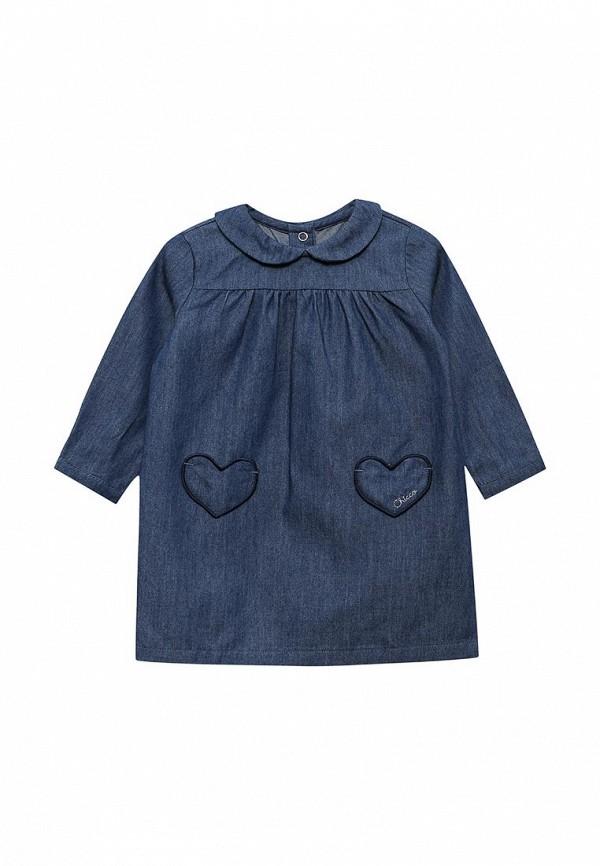 Платье джинсовое Chicco Chicco CH001EGVZO91