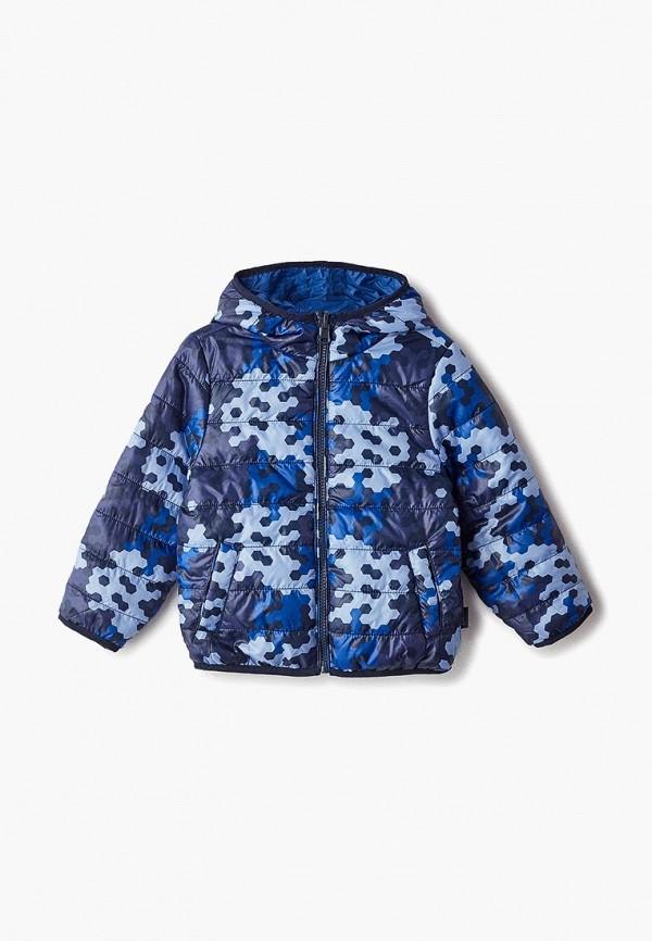 куртка chicco малыши, синяя