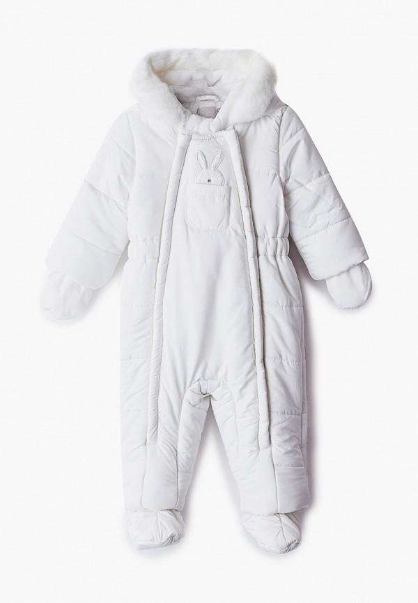 комбинезоны и костюмы chicco малыши, белые