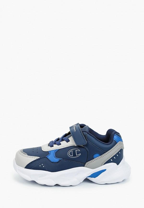 кроссовки champion для мальчика, синие