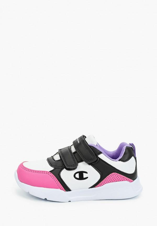 кроссовки champion для девочки, разноцветные