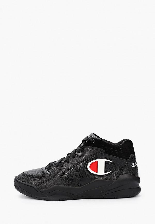 мужские кроссовки champion, черные