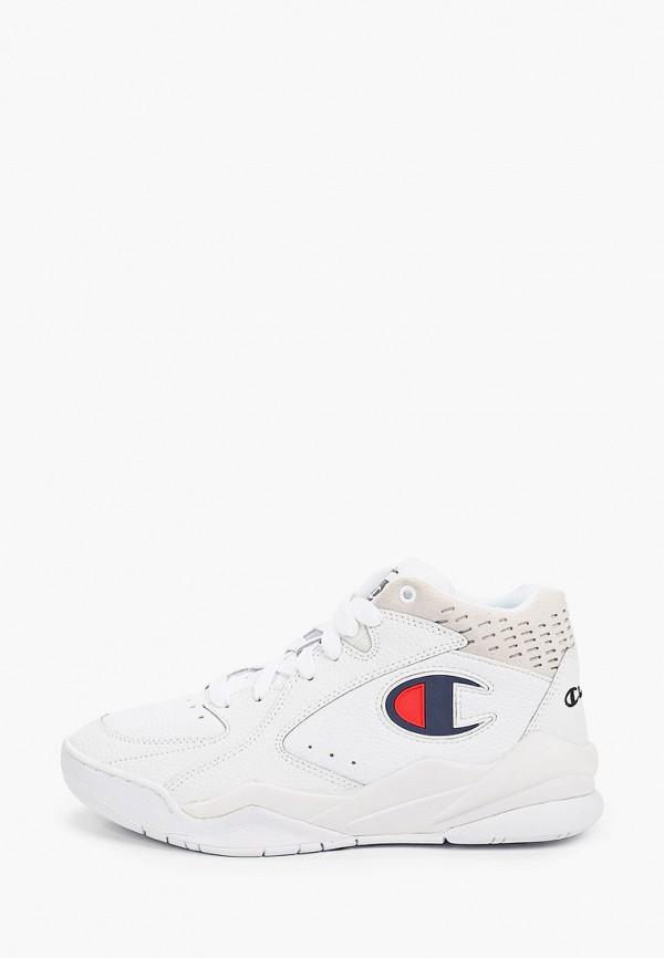 женские кроссовки champion, белые