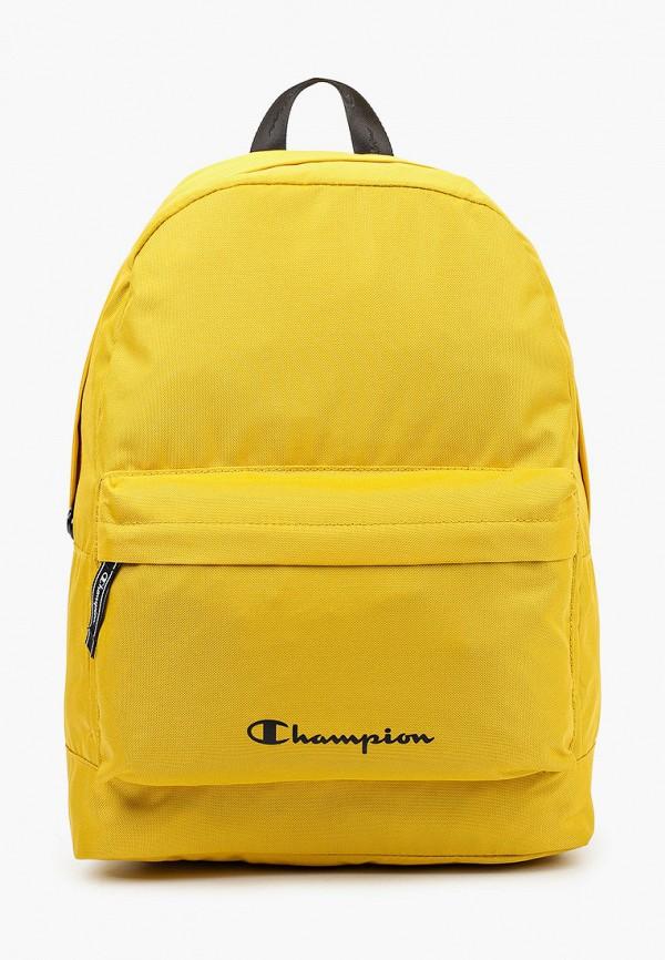 женский рюкзак champion, желтый