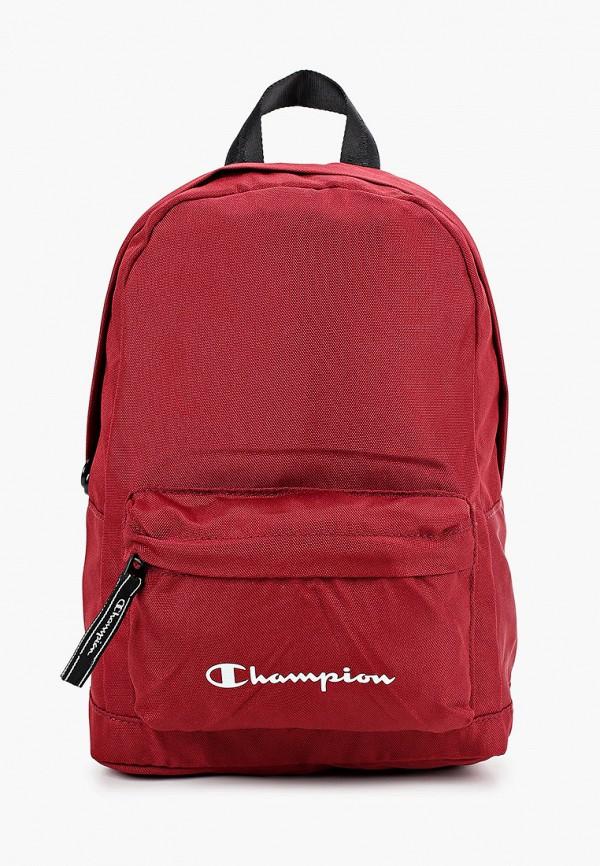 женский рюкзак champion, бордовый