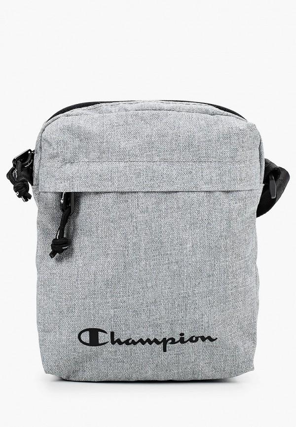 женская сумка champion, серая