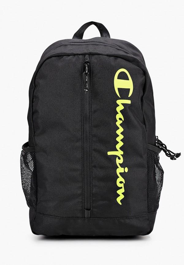 женский рюкзак champion, черный