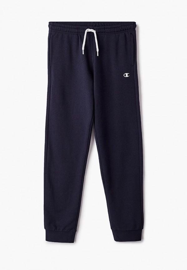 спортивные брюки champion для мальчика, синие