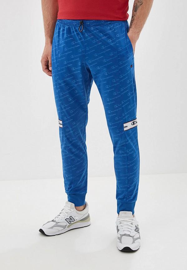 мужские спортивные брюки champion, голубые