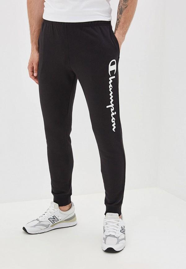 мужские спортивные спортивные брюки champion, черные