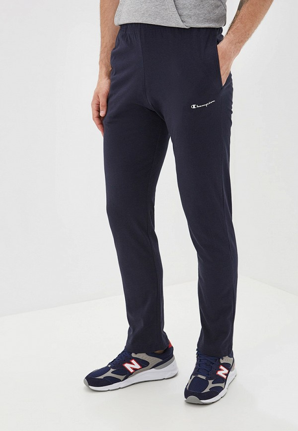 мужские спортивные спортивные брюки champion, синие