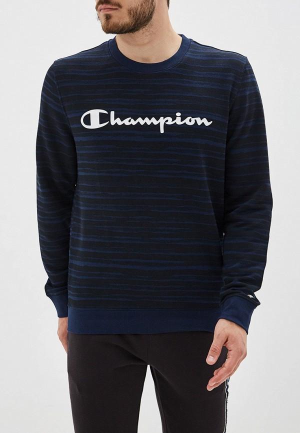 Купить Свитшот Champion синего цвета