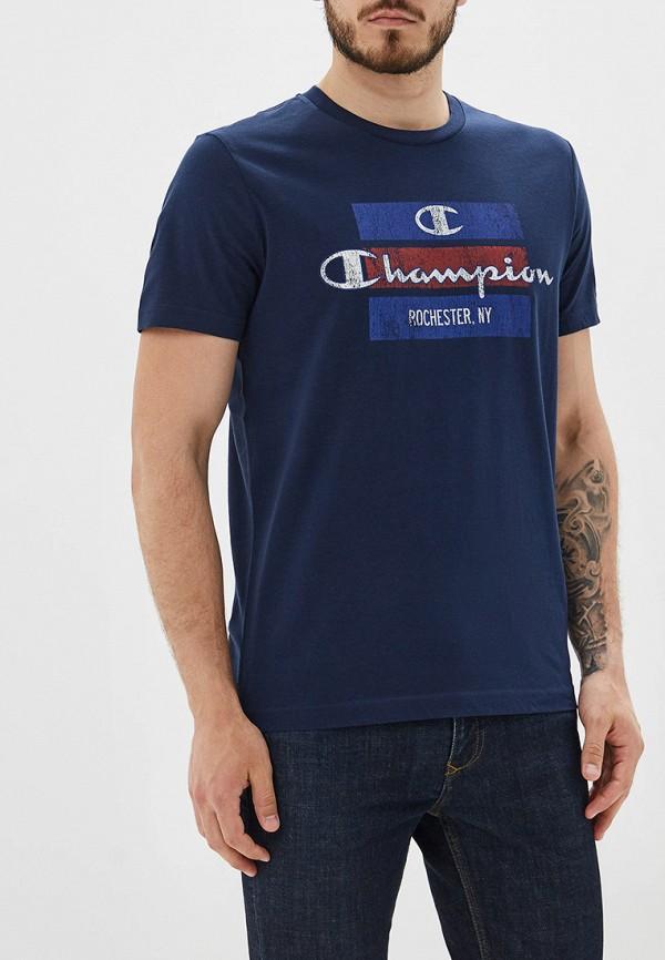 Футболка Champion Champion CH003EMFTHB7 футболка champion футболка