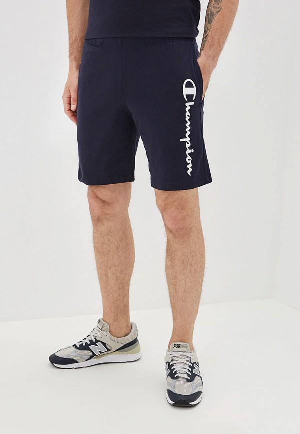 мужские спортивные спортивные шорты champion, синие