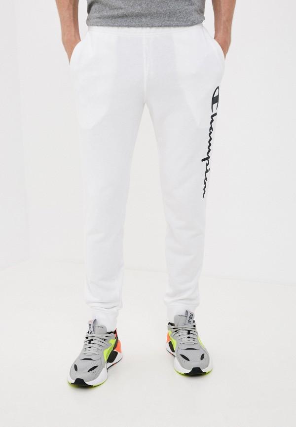 мужские спортивные брюки champion, белые