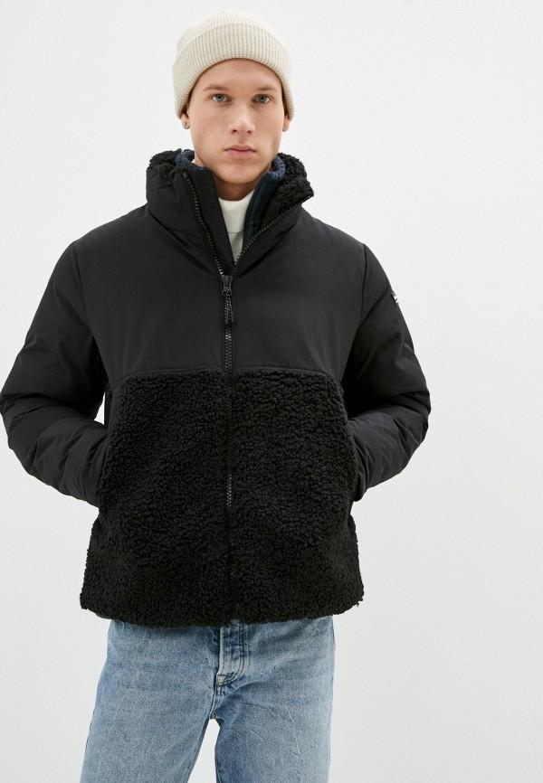 мужская куртка champion, черная