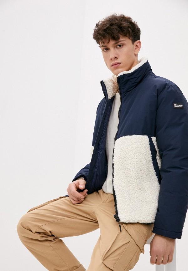 мужская куртка champion, разноцветная