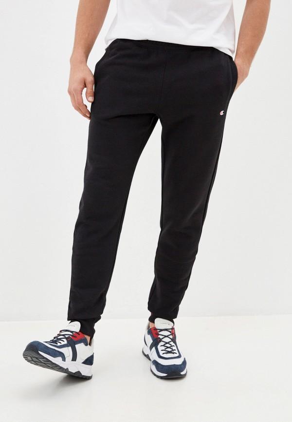 мужские спортивные брюки champion, черные
