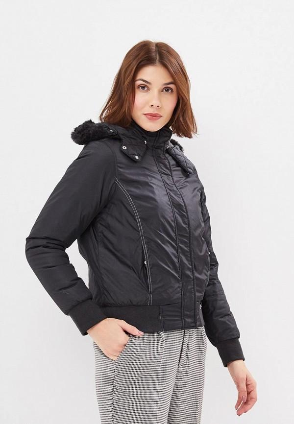 женская куртка champion, черная