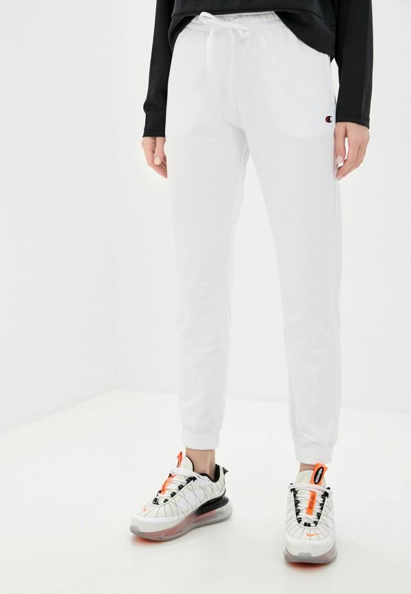 женские спортивные брюки champion, белые