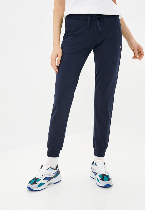 женские спортивные брюки champion, синие