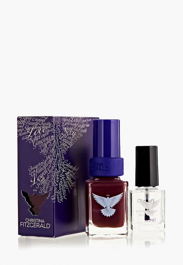 лучшая цена Набор лаков для ногтей Christina Fitzgerald Christina Fitzgerald CH007LWCPC01