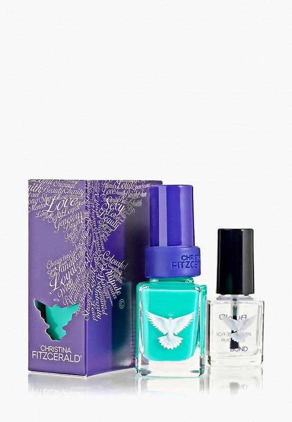 Набор лаков для ногтей Christina Fitzgerald Christina Fitzgerald CH007LWCPC19 christina fitzgerald лак для ногтей sarah