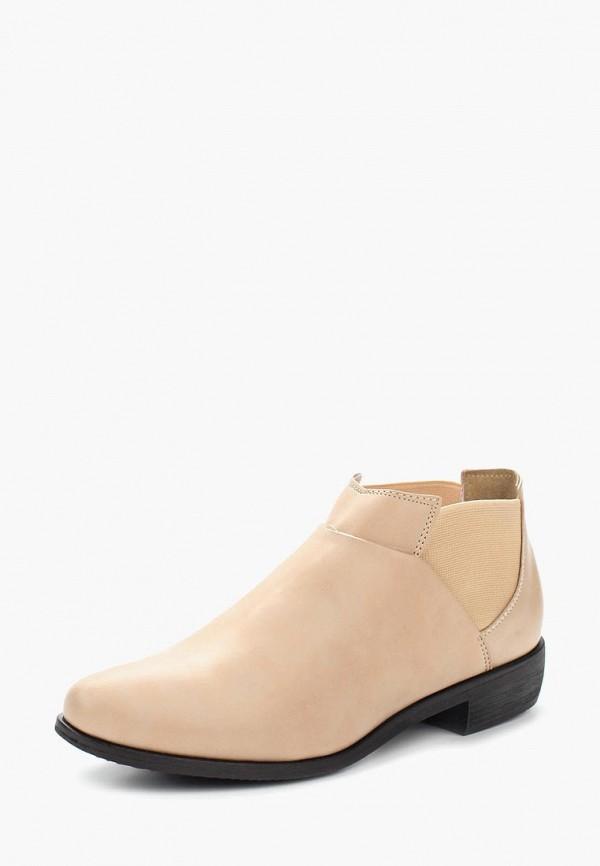 Купить Ботинки Chic & Swag, ch034awabds3, бежевый, Осень-зима 2018/2019