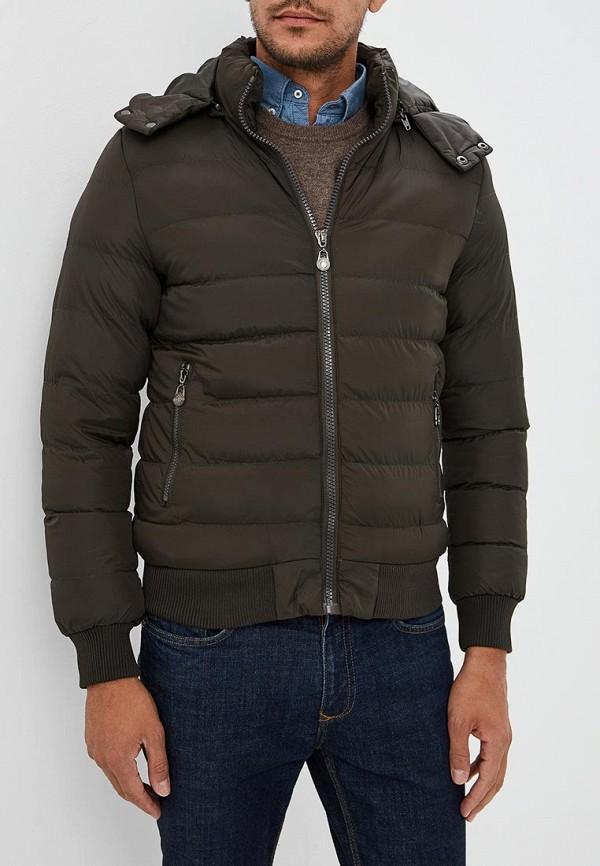 Купить Куртка утепленная Chromosome, ch036emcrtp5, хаки, Осень-зима 2018/2019