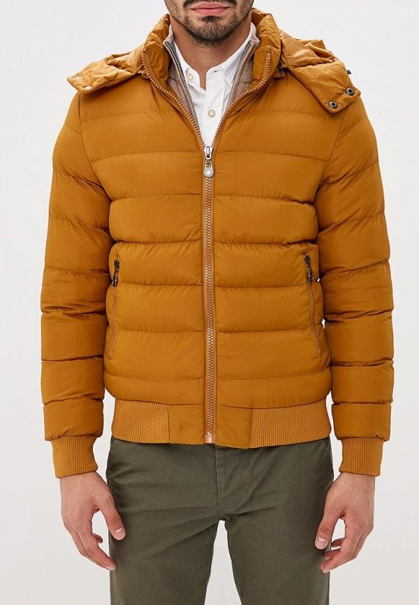 Купить Куртка утепленная Chromosome, CH036EMCRTP6, желтый, Осень-зима 2018/2019