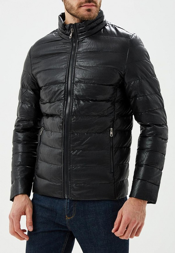 Купить Куртка утепленная Chromosome, CH036EMCRTP7, черный, Осень-зима 2018/2019