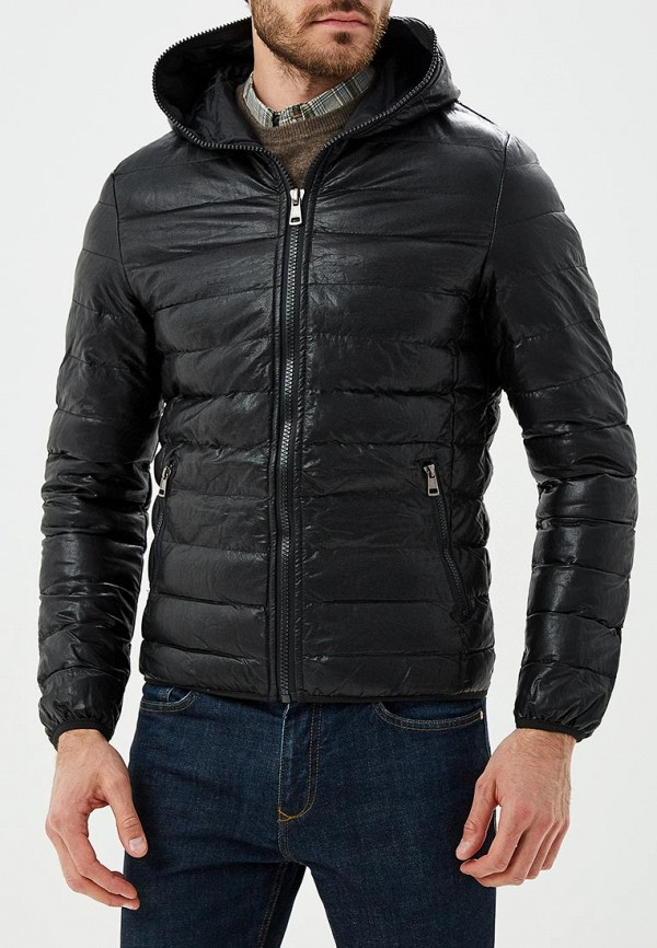 Купить Куртка утепленная Chromosome, ch036emcrtp8, черный, Осень-зима 2018/2019