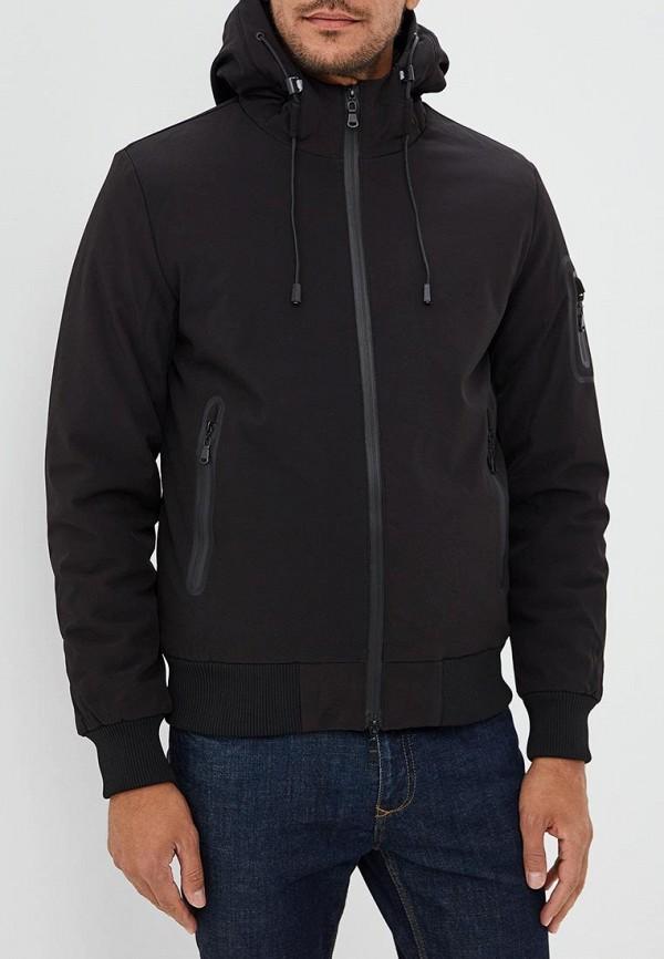 Купить Куртка утепленная Chromosome, CH036EMCWYH0, черный, Осень-зима 2018/2019