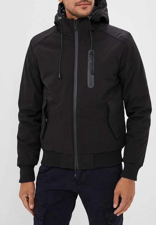 Купить Куртка утепленная Chromosome, ch036emcwyh2, черный, Осень-зима 2018/2019